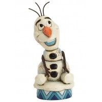 OLAF Figurine Disney La Reine des neiges Collection Disney Tradition