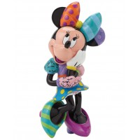MINNIE MOUSE Figurine Disney Collection Disney Britto