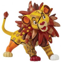 SIMBA Figurine Disney Collection Disney Britto