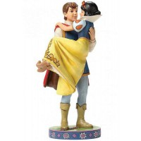 BLANCHE NEIGE et son PRINCE Figurine Disney Collection Disney Tradition