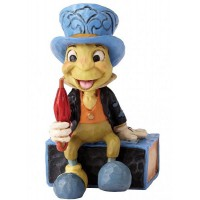 JIMINY CRICKET Figurine Disney Collection Disney Tradition