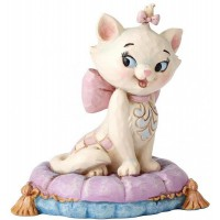 MARIE Figurine Disney Aristochats Collection Disney Tradition