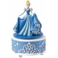 Boîte à musique CENDRILLON Disney Enchanting Collection