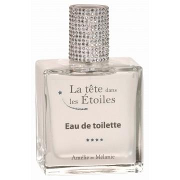Eau de toilette LA TÊTE DANS LES ÉTOILES Amélie et Mélanie Lothantique