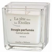 Bougie parfumée LA TÊTE DANS LES ÉTOILES Amélie et Mélanie Lothantique