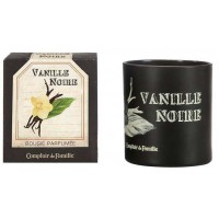Bougie Parfumée Vanille Noire Comptoir de Famille