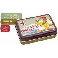 Boîte de pansements CHOCHOTTES Natives déco rétro vintage humoristique