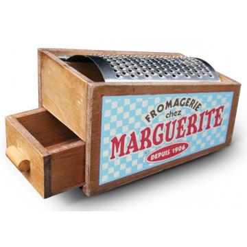 Râpe à fromage MARGUERITE Natives déco rétro vintage