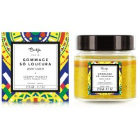 Gommage aux grains de sucre Cédrat Passion Baïja 212 ml So Loucura collection