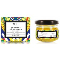 Gommage aux grains de sucre Cédrat Passion Baïja 60 ml So Loucura collection
