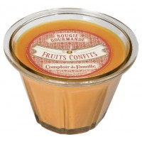 Bougie Fruits confits Bougie Comptoir de Famille collection Bougie Gourmande