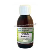 FENOUIL Semence BIO Extrait fluide Glycériné miellé Phytofrance Euro Santé Diffusion