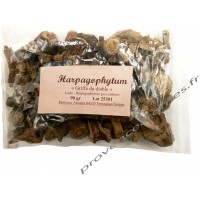 """Harpagophytum, racines """"griffe de diable"""""""