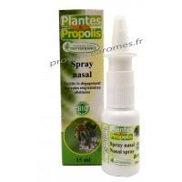 Spray nasal BIO huiles essentielles et propolis Phytofrance
