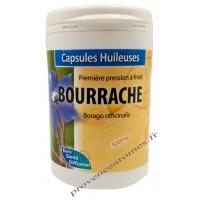 Capsules d'huile de BOURRACHE Phytofrance