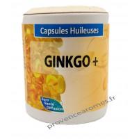 Capsules GINKGO+ Phytofrance