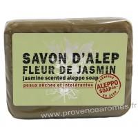 Savon D'ALEP à la Fleur de Jasmin Tadé 100g
