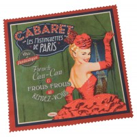 Chiffonnette CABARET DE PARIS Natives déco rétro vintage