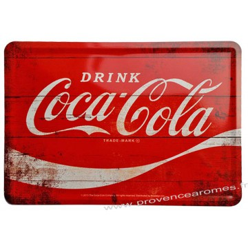 Plaque de kick Vintage coca cola