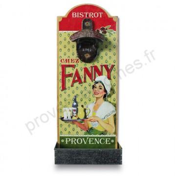 """décapsuleur """" FANNY """" Natives déco rétro vintage"""
