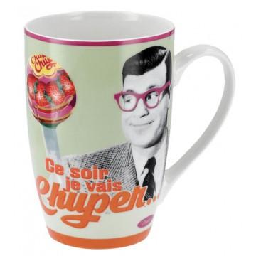 Mug CHUPA CHUPS Natives déco rétro vintage