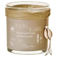 Bougie parfumée LE SOLEIL, LE SABLE Lothantique