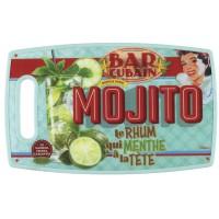 Planche à découper MOJITO Natives déco rétro vintage