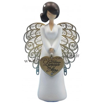 Figurine You are an angel L'AMOUR D'UNE MÈRE