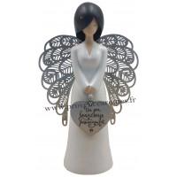 Figurine You are an angel UN PEU, BEAUCOUP, PASSIONNÉMENT...