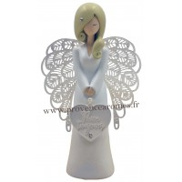 Figurine You are an angel POUR TOUJOURS
