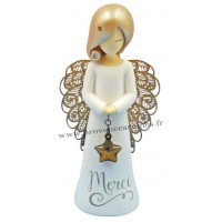 Figurine You are an angel MERCI..PM.