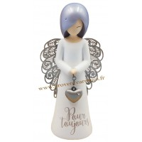 Figurine You are an angel POUR TOUJOURS... PM.