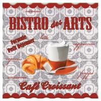 Dessous de plat BISTRO DES ARTS