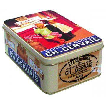 Bo Te Gervais D Co Publicit R Tro Vintage Provence