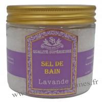 Sel de bain Lavande Un été en Provence - 200ml