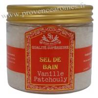 Sel de bain Vanille Patchouli Un été en Provence - 200ml