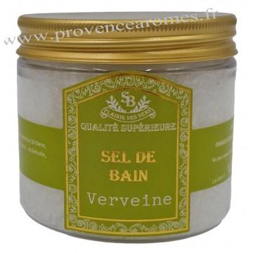 Sel de bain Verveine Un été en Provence - 200ml