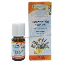 CAROTTE DE CULTURE Huile Essentielle Phytofrance