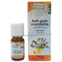 PETIT GRAIN MANDARINE Huile Essentielle Phytofrance