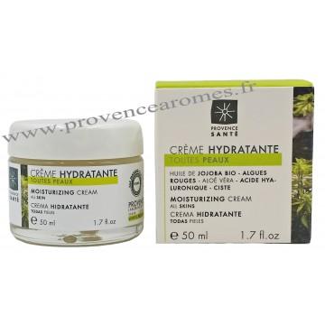 Crème Hydratante Provence Santé