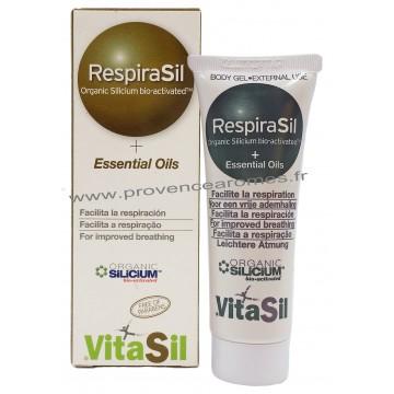 Respirasil SILICIUM BIO ACTIVÉ Huiles essentielles Vitasil 30 ml