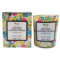 Bougie parfumée Thé vert Jasmin Baïja Croisière Céladon collection