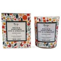 Bougie parfumée Fleur d'oranger Baïja Été à Syracuse collection