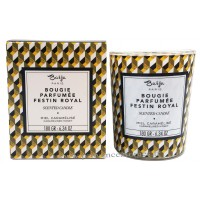 Bougie parfumée Miel Caramélisé Baïja Festin Royal collection