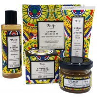 Coffret soin complet Cédrat Passion Baïja So Loucura collection