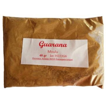 Guarana poudre - 40 gr