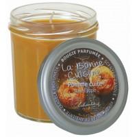 Bougie Parfumée POMME CUITE Lothantique La Bonne Cuisine