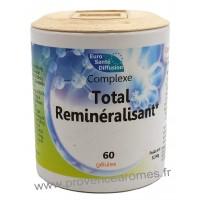 TOTAL REMINÉRALISANT gélules végétales - Phytofrance Euro Santé Diffusion