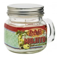 Bougie Mason Jar MOJITO Natives déco rétro vintage