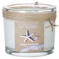 Bougie parfumée SUR LA PLAGE Lothantique